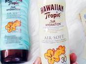 Hawaiian Tropic Defence, protección solar anti-polución.