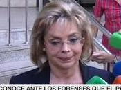 "Muere extrañas circunstancias María José Alcón ""imputada caso Taula""."