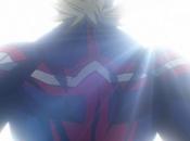Boku Hero Academia Might final