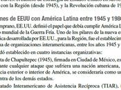 América Latina durante Guerra Fría (PUE)