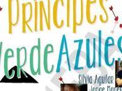 """Príncipes """"VerdeAzules"""", Libro"""