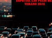 Podcast Chiflados cine: Especial pelis Verano 2018