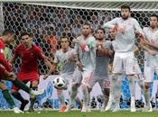 Rusia 2018 Portugal España