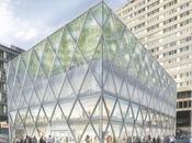 Arquitectura vanguardista Madrid.