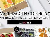 Variedad Color Inspiración Verano