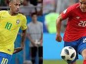 Brasil Costa Rica vivo, Mundial Rusia 2018
