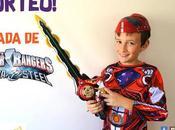 Espada Ninja Steel Power Ranger