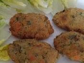 Hamburguesas patatas verduras