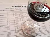 Concurso regional calidad vinos FERCAM