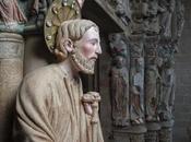"Santiago Compostela: restaurado Pórtico Gloria"" Catedral."
