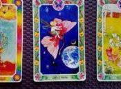 Elija tarjeta para recibir mensaje especial Espíritu