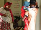 Emergencia nutricional zona rural Gambo, Etiopía
