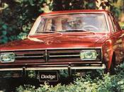Dodge Polara 1968 ficha técnica