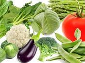 Verduras pocos hidratos