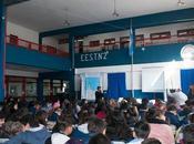 Jornada disertacion antartica para alumnos nivel secundario