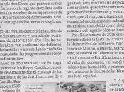 OLIVENZA. FRONTERA GUERRA, PAZ.Moisés Caye...