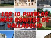 pueblos bonitos provincia Valladolid
