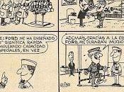 historietas Quino para Ford Motor Argentina