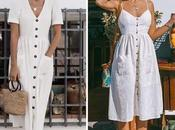 Inspiration: Buttoned Dress