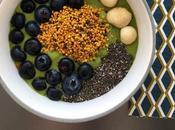 Nuevo vídeo: receta smoothie bowl espinacas mango