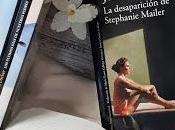 desaparición Stephanie Mailer (Joël Dicker)