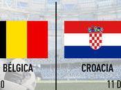 Rusia 2018 Semifinales
