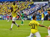 Rusia 2018 Senegal Colombia
