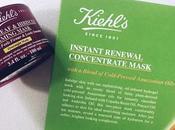 mascarillas Kiehl's: Ginger Leaf Instant Renewal,