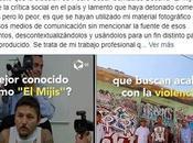 "Medios omiten crédito artista francés cobertura diputación Mijis"""