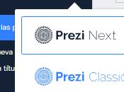 Cómo usar Prezi Classic solo tienes Next