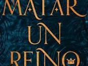 Reseña: Matar reino Alexandra Christo