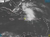 Centro disturbio tropical pasó sobre Bahoruco mañana.