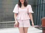 Verano conjunto rosa Zara