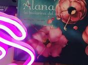 Alana, bailarina agua. Alice Cardoso Sandra Serra. Obelisco Ediciones. Edita Picarona.