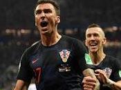 Croacia remonta prórroga Inglaterra jugará final #Rusia2018