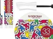 Nueva Design Collection Colaboración Keith Haring Deborah Milano