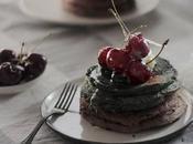 Tortitas arcoiris Rainbow pancakes