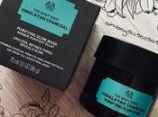 Mascarilla pieles grasas: body shop himalayan charcoal
