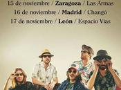 Coral actuarán cuatro ciudades españolas noviembre