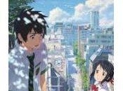 Your name Voces estrella lejana-Las mejores obras sucesor Miyazaki creador Totoro), Makoto Shinkai
