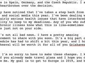 Leigh Bardugo cancela visita España