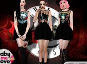 Guns Roses Dresses (Sims