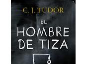 Reseña: hombre tiza- Tudor
