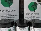 """Pure Purpose Cosmetics"": Productos que...¡Exfolian, Hidratan Iluminan!"