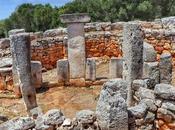 Torre d'en Galmés, Menorca Altos talayots enigmática taula