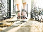 Trucos para crear efecto pies delgados