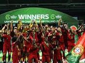 Portugal campeón Europeo sub-19 #U19EURO