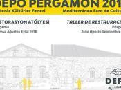 Taller restauración DepoPergamon 2018