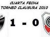 Colón:1 River Plate:0 Fecha)