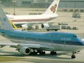 Grandes accidentes aereos: cenizas volcánicas, gran proeza aerea pilotos vuelo klm.